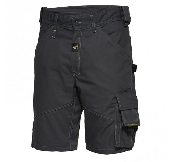 WorkZone by Engel Tech Zone Shorts, 0730-310, Farbe Dark Grey, Größe 44
